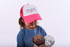 TOT MESS TODDLER TRUCKER HAT