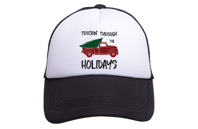 TRUCKIN' THROUGH THE HOLIDAYS TRUCKER