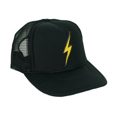 BOLT LOW RISE TRUCKER HAT