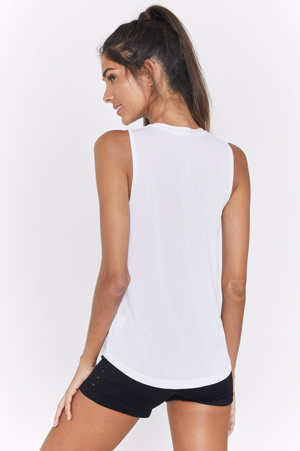 ALL THE GOOD THINGS ACTIVE MUSCLE TANK