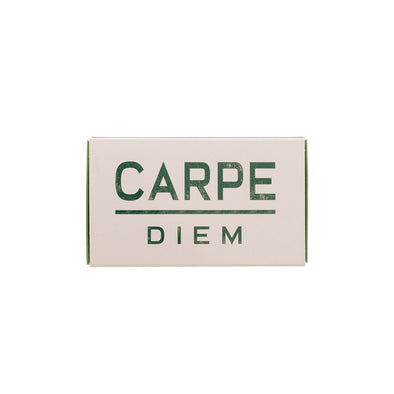CARPE DIEM MATCHBOX W/SAFETY MATCHES