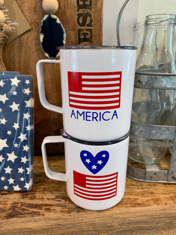 4TH OF JULY SHORT CUPS