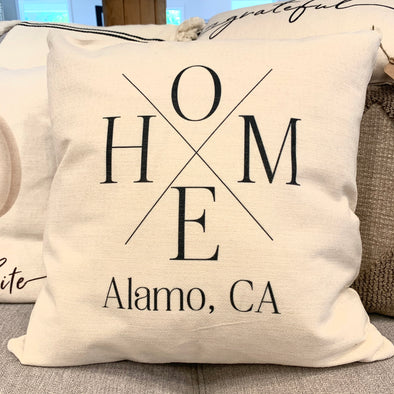 HOME ALAMO PILLOW