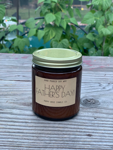 FATHER'S DAY CANDLE