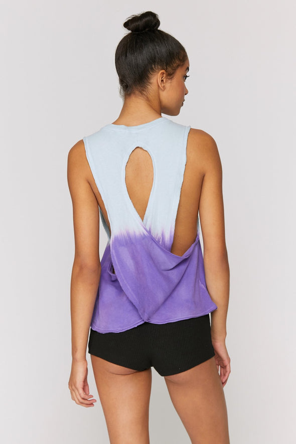 STOKED SURPLICE BACK SWING TANK