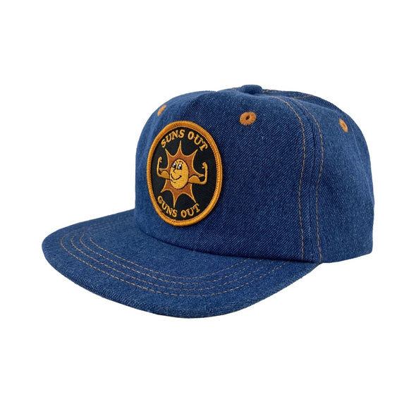 SUNS OUT TRUCKER HAT