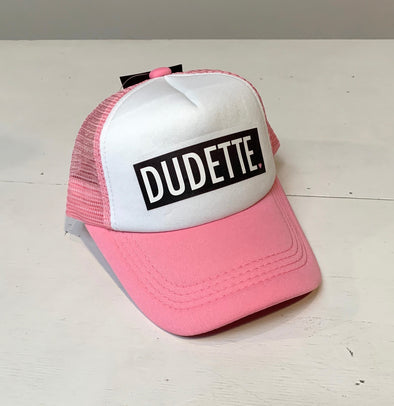 DUDETTE TODDLER TRUCKER