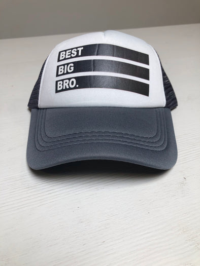 BEST BIG BRO TODDLER TRUCKER