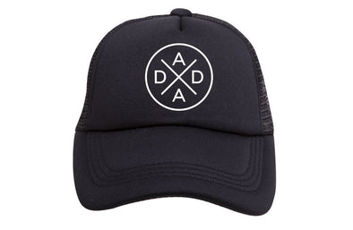 DADA X BLACK TRUCKER HAT