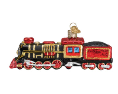 TRAIN ORNAMENT ORNAMENT