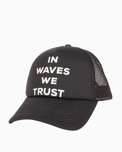 ACROSS WAVES HAT-TRUST