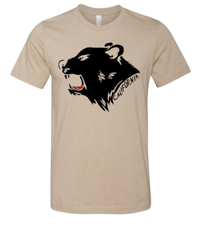 CALIFORNIA GROWLING BEAR TEE