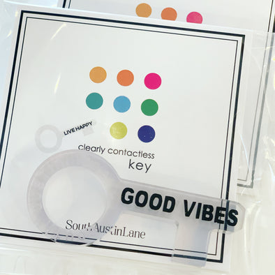GOOD VIBES CONTACTLESS KEY