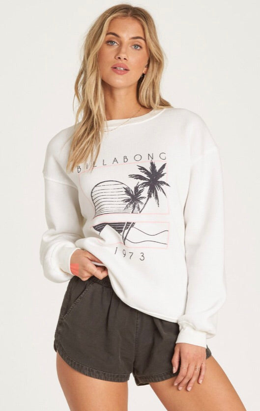 BASK IN THE SUN PULLOVER