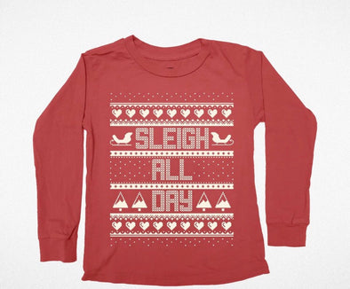 SLEIGH ALL DAY RAGLAN SWEATSHIRT