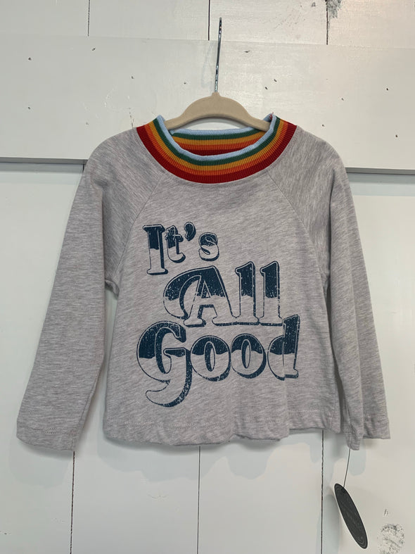 IT'S ALL GOOD GIRLS RAGLAN