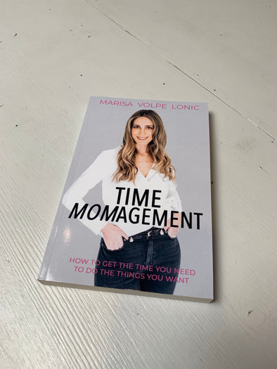 TIME MOMAGEMENT BOOK