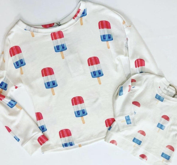 POPSICLE SWEATSHIRT