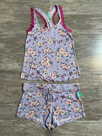 ALL AMERICAN SHORTIE SET - ORCHID TINT FLORAL