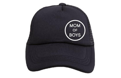 MOM OF BOYS TRUCKER