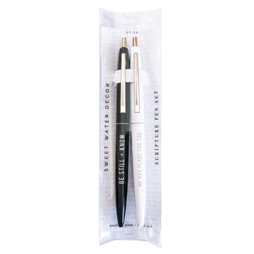 SCRIPTURE PEN SET