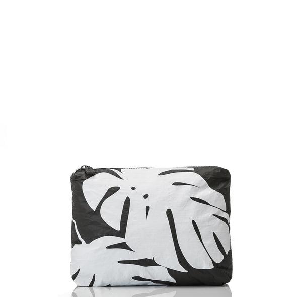SMALL MONSTERA POUCH