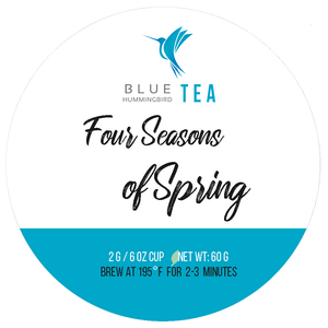 Four Seasons of Spring Oolong