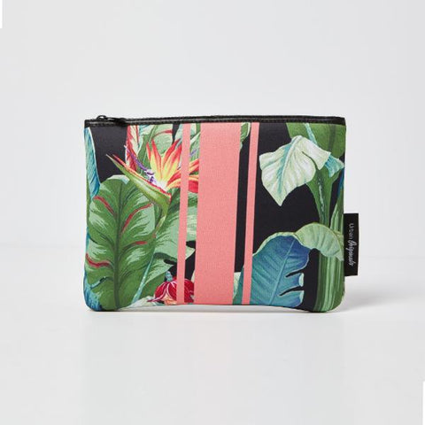 Urban Originals Starlet Pouch/Beauty Bag - Flower