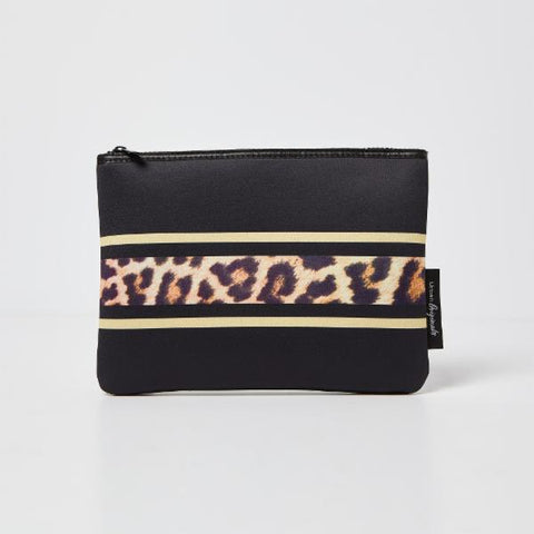 Urban Originals Starlet Pouch/Beauty Bag - Leopard