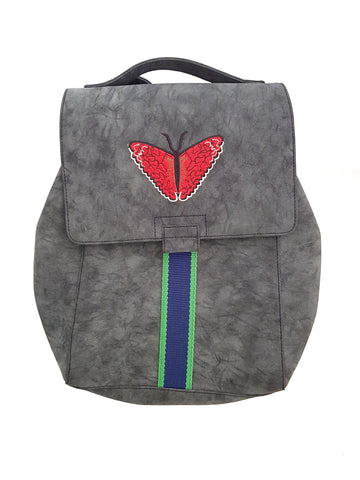 Mash Accessories Garden Butterfly Vegan Backpack