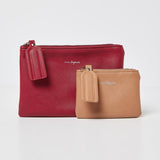 Urban Originals Dreamer Set Vegan Leather   CRANBERRY/NUDE