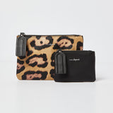 Urban Originals Dreamer Set Vegan Leather   LEOPARD/BLACK