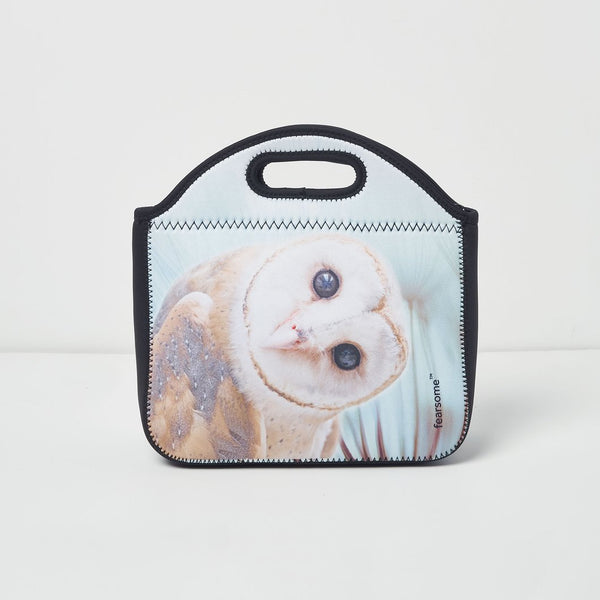 Fearsome Into The Wild Lunch Bag - Curious Owl
