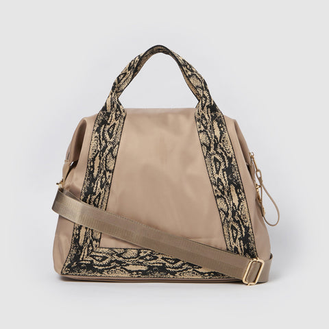 Urban Originals Supreme Tote Taupe