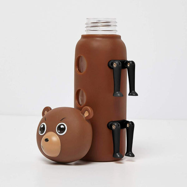 Fearsome Animal Friends Bottle - Grumpy Bear