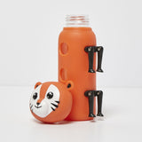 Fearsome Animal Friends Bottle - Tiger