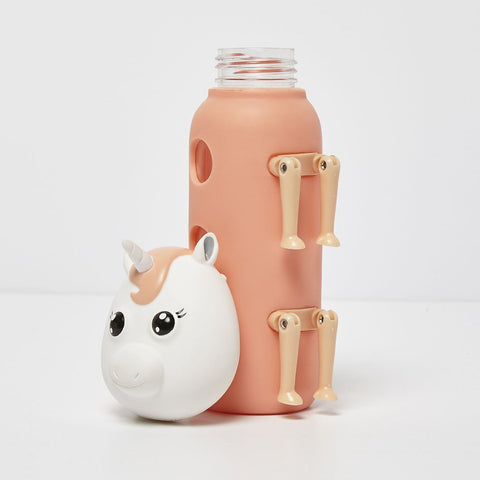 Fearsome Animal Friends Bottle - Unicorn