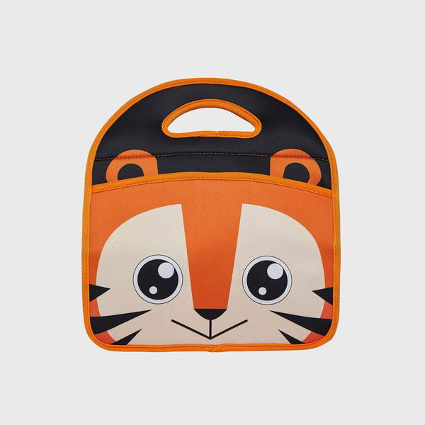 Fearsome Animal Friends Lunch Bag - Tiger