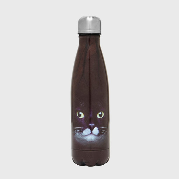 Fearsome Into The Wild Bottle - Black Cat