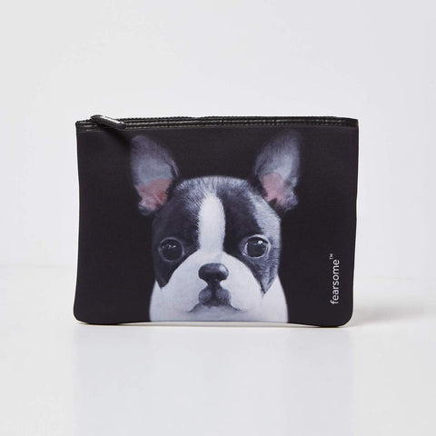 Fearsome Into The Wild Pouch/Beauty Bag - Dog