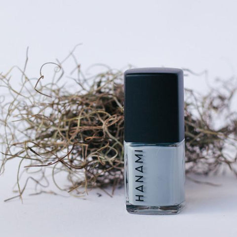 Hanami Vegan Nail Polish - Pale Grey Eyes