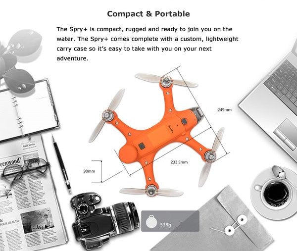 Swellpro Spry Plus | Southernsun Drones