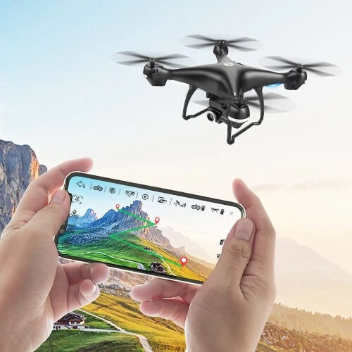 Holy Stone HS 100   GPS 2K Drone   Southern Sun Drones