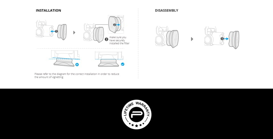 ND Filters for DJI FPV Drone | PgyTech | Southern Sun Drones