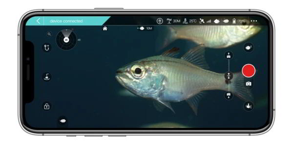Fish Finder Drone F1 | Chasing | Southern Sun Drones