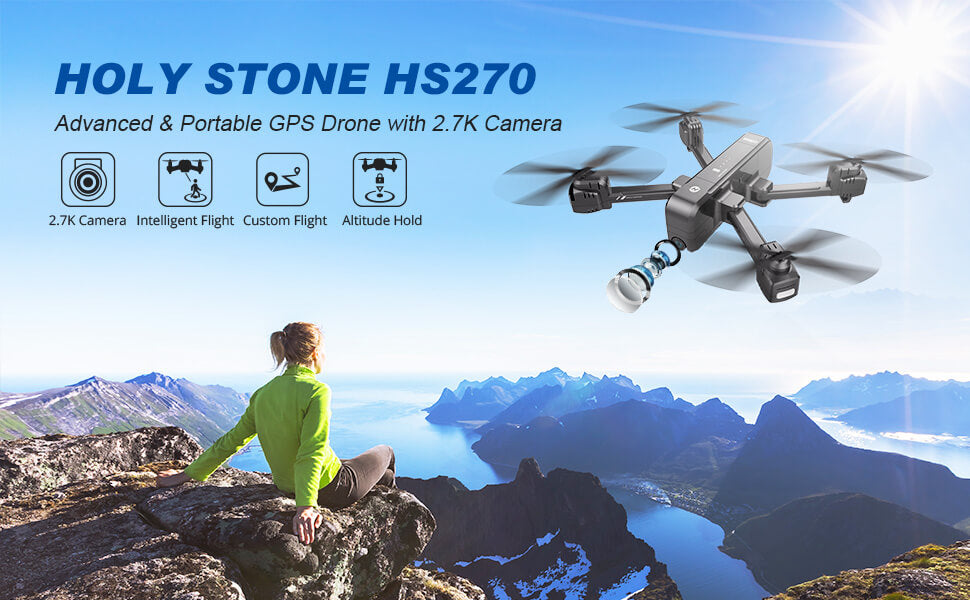 Holy Stone HS270 | Southern Sun Drones