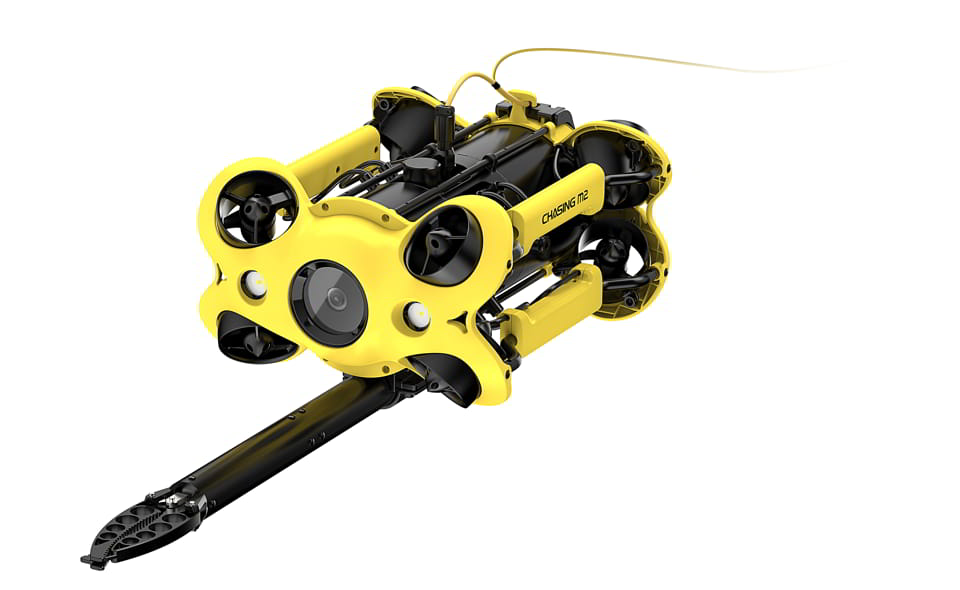 Chasing M2 Robot Arm | Southern Sun Drones