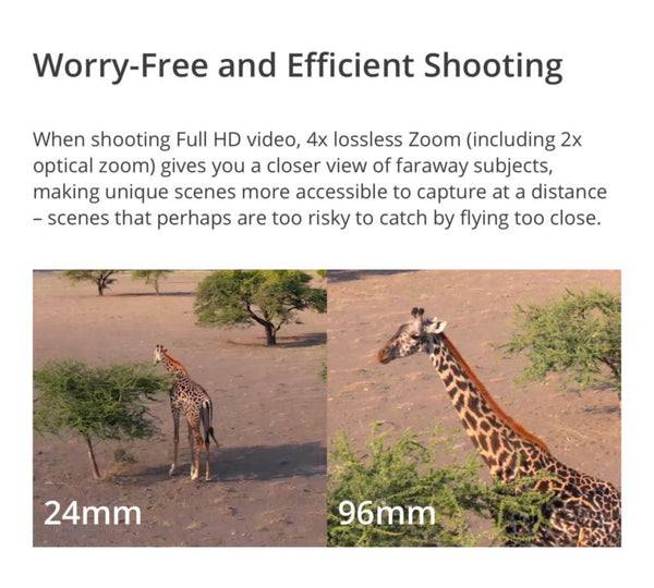 Mavic 2 Zoom Worry Free