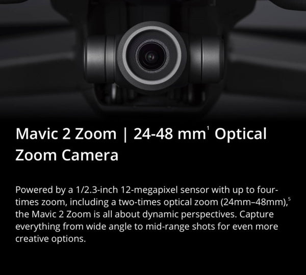 Mavic 2 Blurb
