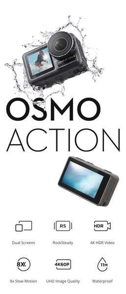 Osmo Action icons
